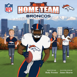 Denver Broncos Home Team Book