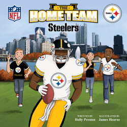 Pittsburgh Steelers Home Team Book