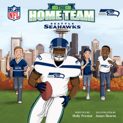 Seattle Seahawks Home Team Book