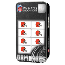 Cleveland Browns Dominoes Double-Six