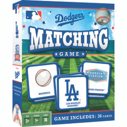 Los Angeles Dodgers MLB Matching Game