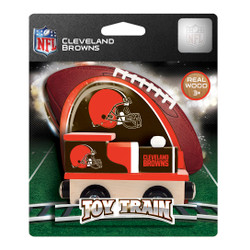 Cleveland Browns Sports Toy Train Engine
