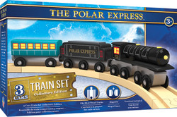 The Polar Express Deluxe Train Set