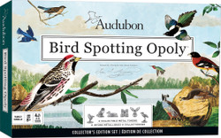 Audubon Bird Spotting Opoly Board Game