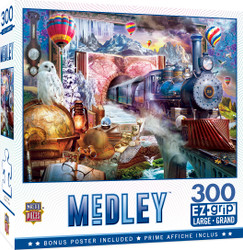 Medley - Magical Journey - 300 Piece EZGrip Puzzle