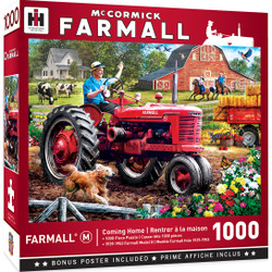 Farmall - Coming Home - 1000 Piece Jigsaw Puzzle