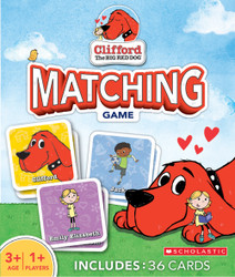 Clifford Matching Game