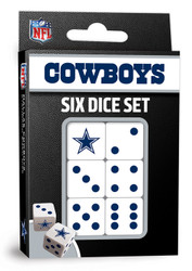 NFL Dallas Cowboys Dice Pack