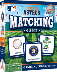 MLB Houston Astros Matching Game