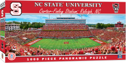 North Carolina State 1000 Piece Stadium Panoramic Puzzle