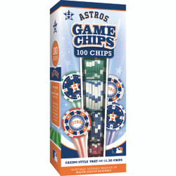 Houston Astros 100 Piece Game Chips