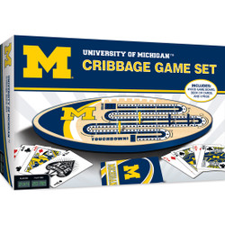 NCAA Michigan Cribbage