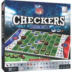 NFL League Checkers