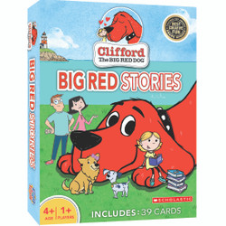 Clifford Story Cards Game