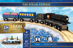 The Polar Express Complete Train Play Set