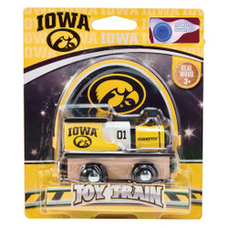 Iowa Sports Toy Train Engine