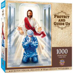 Inspirational - Protect and Guide Us 1000 Piece Jigsaw Puzzle