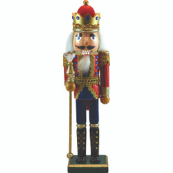 Holiday Painted Collectibles - Prince Nutcracker