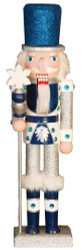 Holiday Painted Collectibles - Winter Guard Nutcracker
