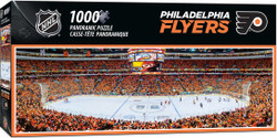Philadelphia Flyers 1000 Piece Stadium Panoramic Puzzle