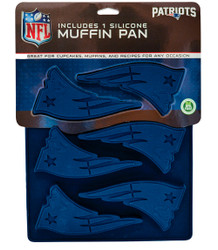 New England Patriots Muffin Pan