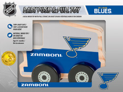 St. Louis Blues Push & Pull Toy