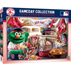 MLB Boston Red Sox Tailgate 1000 Piece Puzzle
