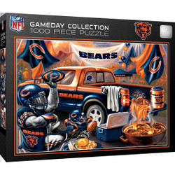 NFL Chicago Bears Tailgate 1000 Piece Puzzle