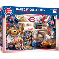 MLB Chicago Cubs Gameday 1000 Piece Puzzle