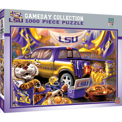 NCAA LSU Gameday 1000 Piece Puzzle