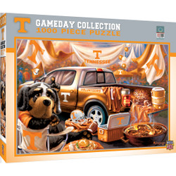 NCAA Tennessee Gameday 1000 Piece Puzzle