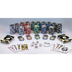NFL Pittsburgh Steelers 300 Piece Poker Set