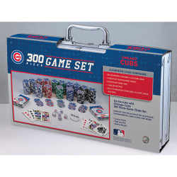 MLB Chicago Cubs 300 Piece Game Chips Set