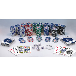 MLB New York Yankees 300 Piece Game Chips Set