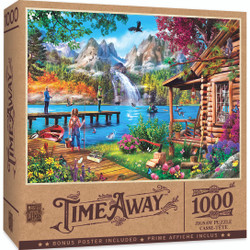 Time Away - Fishing with Pappy 1000 Piece Puzzle