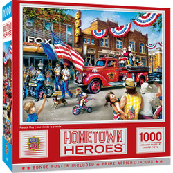 Hometown Heroes - Parade Day 1000 Piece Puzzle
