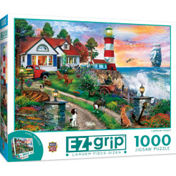 Lighthouse Keepers 1000 Piece EZGrip Puzzle