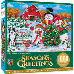 Holiday - Holiday Tree Farm 1000 Piece Puzzle