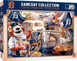 MLB Detroit Tigers Gameday 1000 Piece Puzzle