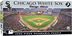 Chicago White Sox 1000 Piece Stadium Panoramic Jigsaw Puzzle