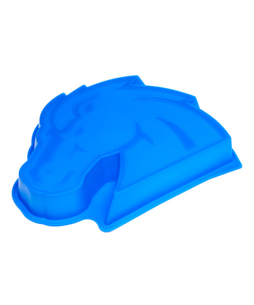 Boise State Broncos Cake Pan with Stand