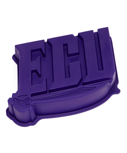 ECU Pirates Cake Pan with Stand