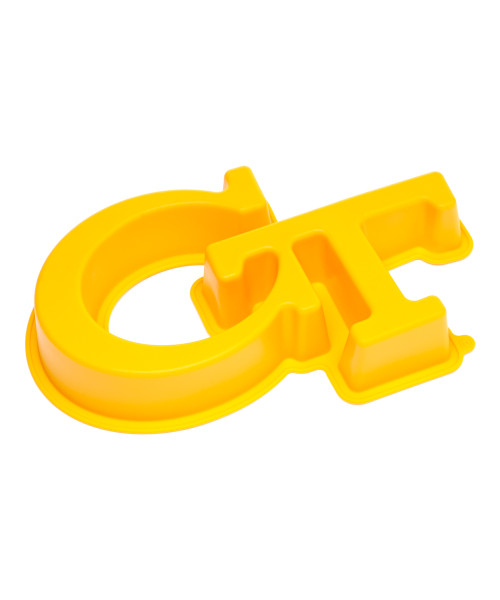 Georgia Tech Yellow Jackets Cake Pan with Stand