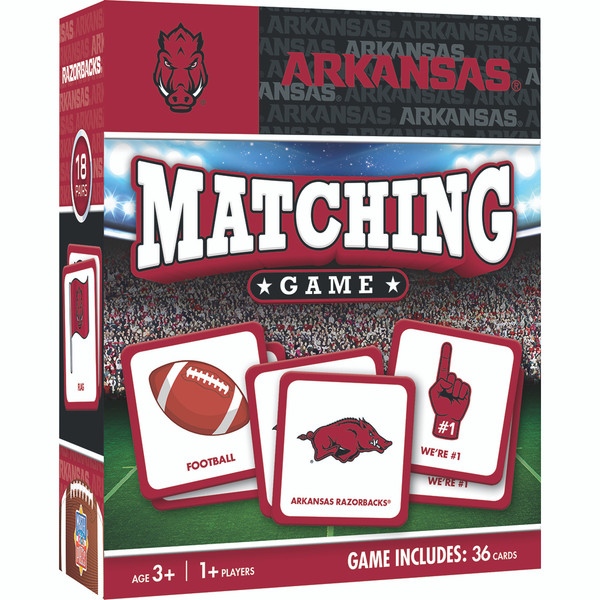 Arkansas NCAA Matching Game