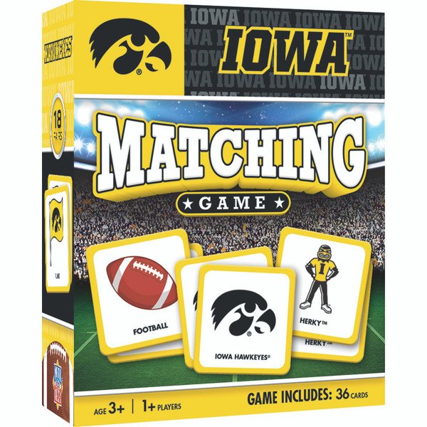 Iowa NCAA Matching Game