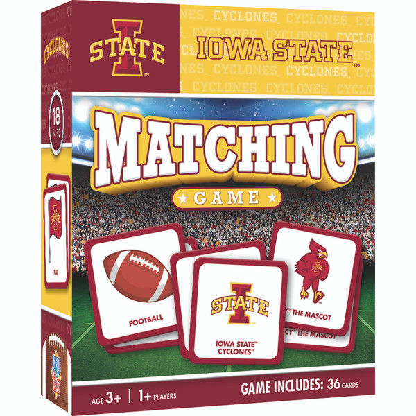 Iowa State NCAA Matching Game