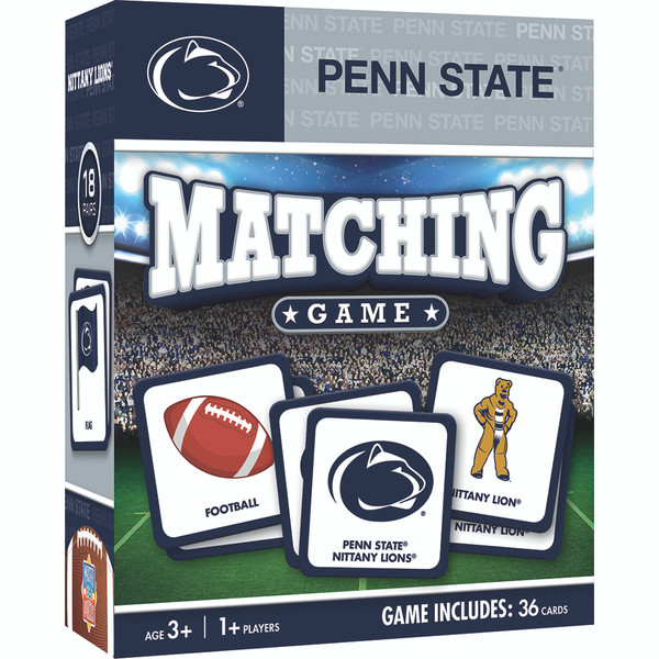 Penn State NCAA Matching Game