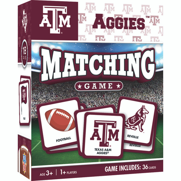 Texas A&M NCAA Matching Game
