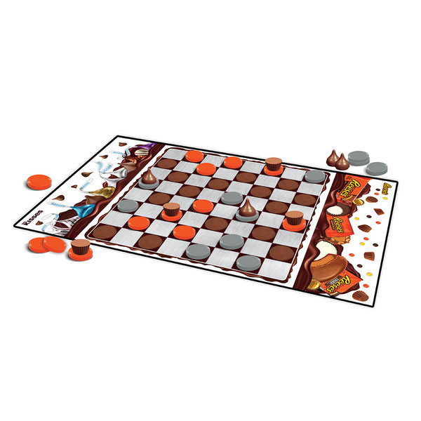 Hershey's Checkers Board Game