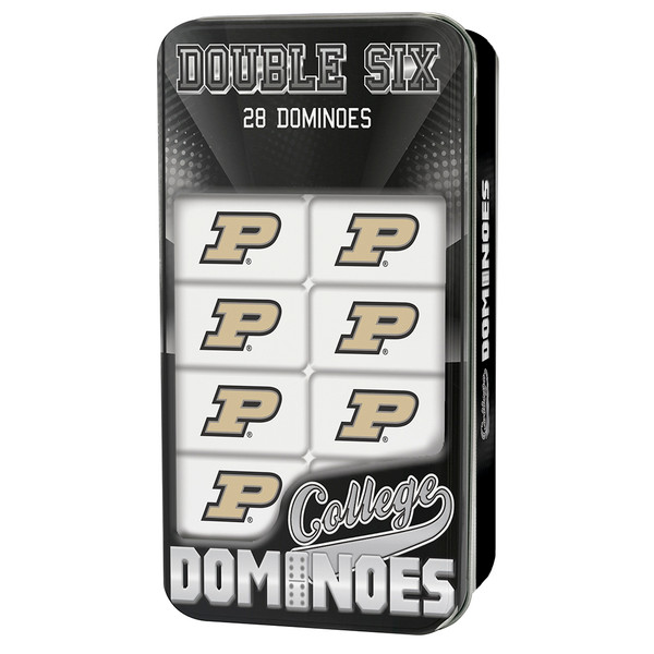 Purdue Double-Six Dominoes